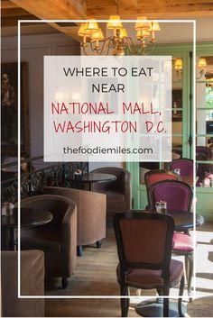 best restaurants near national mall