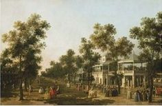 'Vauxhall Gardens is  peculiarly adapted to the taste of the English nation; there being a mixture of curious shows, – gay exhibition, musick, vocal and instrumental, not too refined for the general ear; – for all which only a shilling is paid . And, though last, not least, good eating and drinking for those who wish to purchase that regale.'