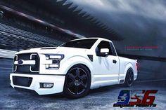 2015 Ford SVT Lightning Rendering