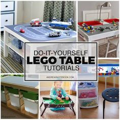 Diy lego table from a melissa and doug train table a definite lego table tutorials you can make yourself solutioingenieria Gallery