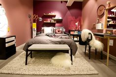 https://flic.kr/p/qxcW8Q | Bolia bedroom. Photo by Meling Media | Grand Opening Haugesund