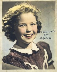 How Shirley Temple Inspired Warhol's Marilyn http://blog.everlasting-star.net/2014/12/art-and-photography/how-shirley-temple-inspired-warhols-marilyn/