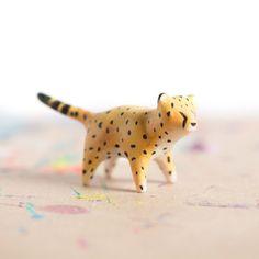 Le Quick Cheetah Totem   leanimale