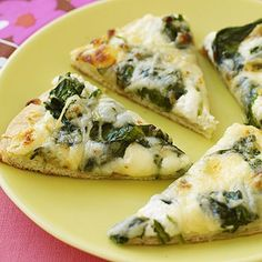 I used to hate the idea of spinach as a kid but I think this would be really good.
