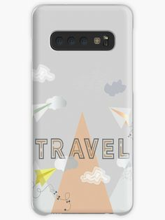 A durable phone case is an essential phone accessory. Protect your Samsung Galaxy just in case! #caseforsamsunggalaxy #smartphonecase #phonecover #mobileaccessories #deviceprotection