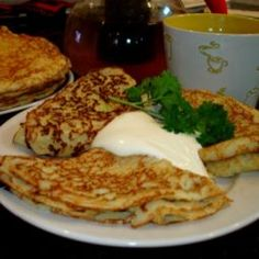 Recepty - Page 2 of 521 - Mňamky-Recepty. Crepes, Pancakes, French Toast, Vegan Recipes, Vegetables, Cooking, Breakfast, Healthy Food, Fitness