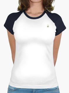 Camiseta Artysmedia Streetwear Camiseta mujer, estilo béisbol  19,90 € - ¡Envío gratis a partir de 3 artículos!