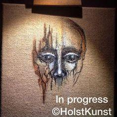 Februar i Farver 2016 - dag 2!www.facebook.com/HolstKunst #februarifarver2016 #HolstKunst #art #color #kunst