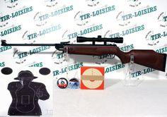 Pack, Carabine Hammerli 750 Combo, 16 joules  #categorieB #carabinesaplombsinferieurea20joules #hammerli750combo
