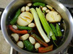 간장게장 만드는 법 : 네이버 블로그 Black Eyed Peas, Korean Food, Pickles, Cucumber, Food And Drink, Dishes, Pancake, Plate, Korean Cuisine