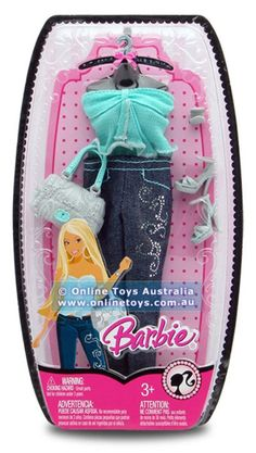 Barbie Fashion Fever Outfit