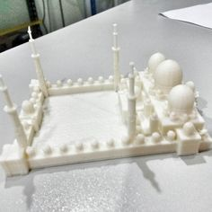 3d printed model. Now in Jitra Kedah.  Contact us for more details 019.4181129 or 019.4881129  #prodectechnology #3dmodel #architecturemodel #3dprintingservices #3dprinting by prodectechnology