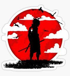 'Sasuke Itachi Sticker' Sticker by AfkRio Anime Naruto, Naruto Minato, Sasuke And Itachi, Anime Stickers, Tumblr Stickers, Diy Stickers, Laptop Stickers, Naruto Birthday, Ronin Samurai