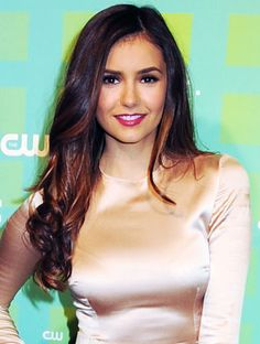 """""""A lot of experimenting goes on in the twenties, from finding the right hue and style, to trying out bangs and layers,"""" said hairstylist Cervando Maldonado, who works with #NinaDobrev. """"This is the time to find a look that suits you and your lifestyle."""" http://news.instyle.com/2012/06/07/hairstyles-for-your-20s/"""