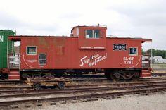Panoramio - Photo of St. Louis - San Francisco Railroad (Frisco ...