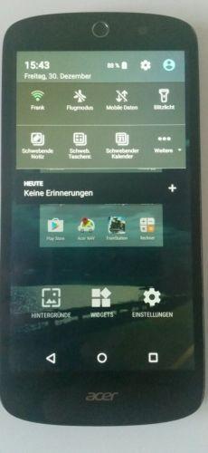 Acer Liquid Z530 - 8GB - Schwarz (Ohne Simlock) Smartphonesparen25.com , sparen25.de , sparen25.info