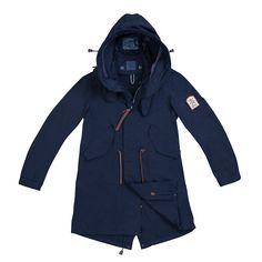 35 600 Мужская куртка парка P10 TFC