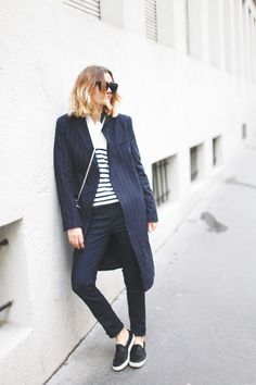 Casual Navy