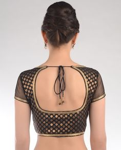 Latest collection of designer blouse designs for stylish look – Simple Craft Ide… Latest collection of designer blouse designs for stylish look – Simple Craft Ide…,Saree blouse designs Latest collection of designer blouse designs. Saree Blouse Patterns, Sari Blouse Designs, Blouse Styles, Brocade Saree, Brocade Blouses, Silk Brocade, Sari Bluse, Bollywood, Indian Blouse