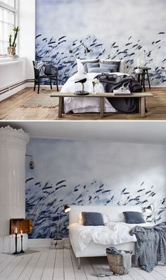 Fine Schlafzimmer Ideen Wandgestaltung Tapete that you must know, Youre in good company if you?re looking for Schlafzimmer Ideen Wandgestaltung Tapete Wallpaper Childrens Room, Kids Room Wallpaper, Art Deco Bedroom, Bedroom Decor, Wall Decor, Mural Wall, Bedroom Furniture, Bedroom Ideas, Lit Wallpaper