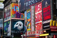 Love Broadway shows!