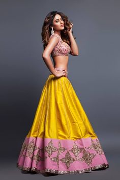 Buy beautiful Designer fully custom made bridal lehenga choli and party wear lehenga choli on Beautiful Latest Designs available in all comfortable price range.Buy Designer Collection Online : Call/ WhatsApp us on : Indian Designer Outfits, Indian Outfits, Designer Dresses, Indian Clothes, Indian Attire, Indian Wear, Designer Bridal Lehenga, Bridal Lehenga Choli, Lehenga Blouse
