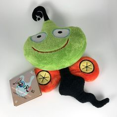 Pippo Whimsy Flyer by Art Plush - Toys Inspired by Miro NWT Soft Plush Ages 3+