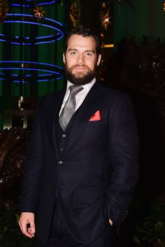 Henry Cavill arrived for the Laureus World Sports Awards 2015 Welcome Party at the Pearl Tower on April 14, 2015 in Shanghai, China.