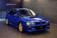 22B, the ultimate Subaru