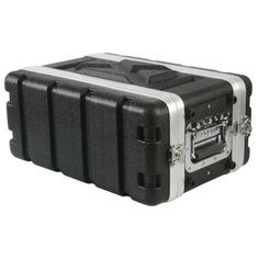 MCM-Custom-Audio-555-19502-Shallow-ABS-19-034-Rackmount-Flight-Case-4RU-PA-DJ