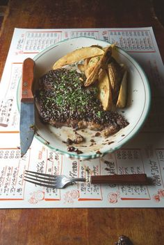 Recipe: How to make yoshoku steak from Japanese Soul Cooking