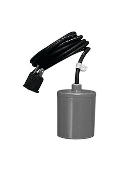 Little Giant 599210 Piggyback Wide Angle Float Switch 120V for 1/2 HP Pumps