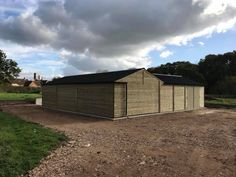 L Shape stable block, designed manufactured and installed to suit your indivdual requirements. Extensive range of bespoke designs. Shiplap Cladding, Roof Joist, Hay Barn, External Lighting, Front Windows, Roofing Systems, Brickwork, Bespoke Design