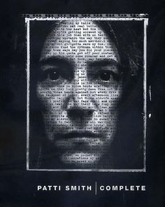 Patti Smith Complete : Lyrics, Reflections and Notes for the Future by Patti Smith Hardcover) for sale online Patti Smith Poetry, Just Kids, Hey Joe, Robert Mapplethorpe, Cecile, Iconic Photos, Her Music, Music Music, Poetry Books