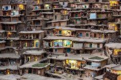 Iran southwestern Zagros Mountains,The city of nomads