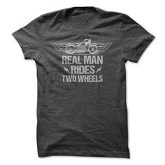 Real Man motorcycle T-Shirts, Hoodies. CHECK PRICE ==► https://www.sunfrog.com/Automotive/Real-Man-motorcycle-T-shirt.html?id=41382