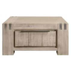 #prontowonen #droomwoonkamer Salontafel Bassano light grey L88xB88