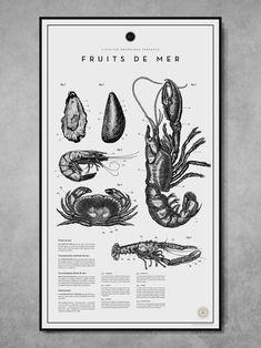 Fruits De Mer №.1