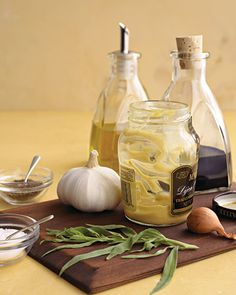 No-Waste Dressing:  Have a tiny bit of mustard left in the jar? Toss in a few ingredients, and shake a tangy Dijon vinaigrette right in the container. A crushed garlic clove, some chopped fresh herbs and minced shallot will add the right flavor. Pour in balsamic vinegar, season with salt and pepper, then close the lid and shake. Add olive oil; shake again to emulsify the dressing, and then drizzle over your favorite salad. With a tightly sealed lid, it will keep in the fridge for up to 1 wee...