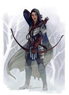 Серый страж,DA персонажи,Dragon Age,фэндомы,Инквизитор (DA),Солас,Фенрис