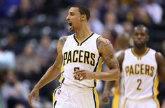 George Hill George Hill, Nba Stars, Indiana Pacers