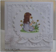SweetStamps.com Challenge 8/23/11 White on White; DT Jackie R