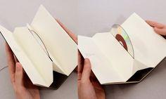 Amazing CD holder folder.