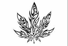 Tribal leaf