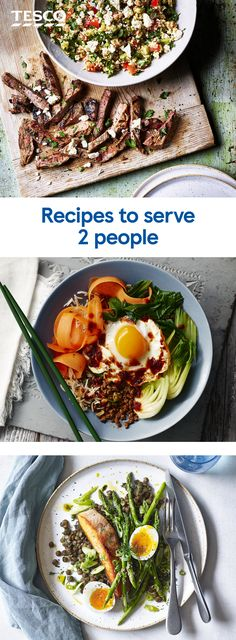 Bibimbap Bowl, Korean Bibimbap, Cooking For One, Cooking Time, Tesco Real Food, Grilled Lamb, Sauteed Vegetables, Roasted Meat, Pizza
