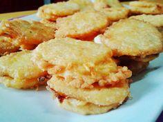 Patate imbottite http://www.lovecooking.it/antipasti-e-contorni/patate-imbottite/