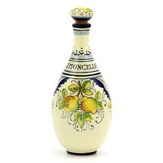 Lemon Liqueur, After Dinner Drinks, Italian Pottery, Homemade Soap Recipes, Brown Paper Packages, Tuscan Decorating, Mold Making, Home Made Soap, For Love And Lemons