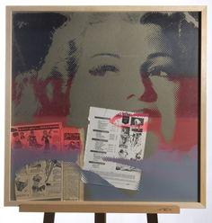 Marilyn Monroe Ward Nicolaas expo/kamer inrichten
