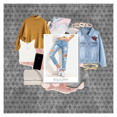 """""""#autumn"""" by lise-sorensen on Polyvore featuring Saro, Michael Kors, Recover, N°21 and Kendra Scott"""