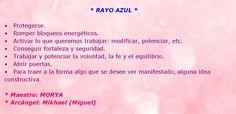 ♪ Rayo Azul.